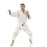Martial arts Royalty Free Stock Photo
