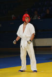 Martial arts evening Royalty Free Stock Photography