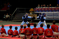 Martial arts festival Baltic Sea Cup in St. Petersburg, Russia Stock Image