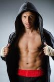 Martial arts fighter Stock Photos