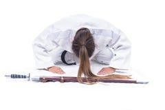 Martial Arts and Sword Stock Photos