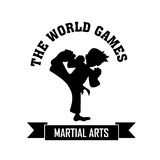 Martial Arts Royalty Free Stock Photography