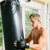 Martial Arts Training Stock Photography