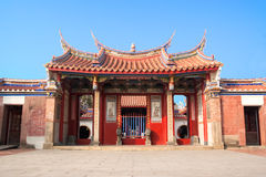 Martial temple Royalty Free Stock Photo