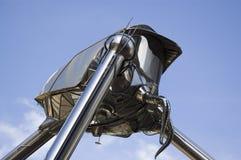 Martian скульптура, Woking Стоковые Фотографии RF