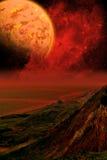 Martian Chronicles Stock Image