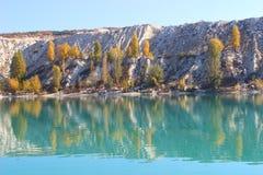 Martian Lake Bakhchisaray crimea Imágenes de archivo libres de regalías