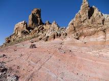 Martian landscape stock photo