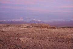 Atacama Desert Martian-Like Surface and Panorama