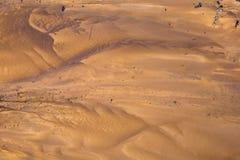 Martian Terrain Background Stock Photo