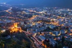 Martigny, Suisse Image libre de droits
