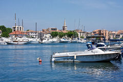 Martigues, France Royalty Free Stock Photos