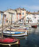 Martigues (Provence, France) Stock Images