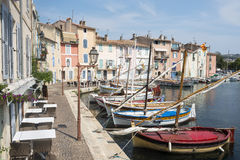 Martigues (Provence, France) Stock Photos