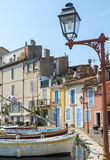 Martigues (Provence, France) Royalty Free Stock Image