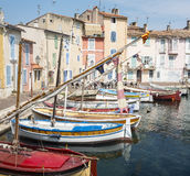 Martigues (Provence, France) Royalty Free Stock Photo