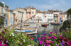 Martigues (Provence, France) Royalty Free Stock Images