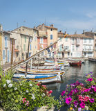 Martigues (Provence, France) Stock Photo