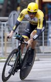 Martijn Keizer Team Lotto - Jumbo NP Royalty Free Stock Photography