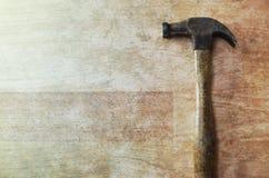 martillo Fotografía de archivo libre de regalías
