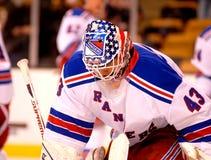 Martin Biron New York Rangers Stock Images