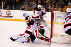Martin Brodeur New Jersey Devils Royalty Free Stock Photo