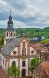 Martin Church Ettlingen immagine stock libera da diritti