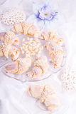 Martin croissant Royalty Free Stock Images