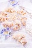 Martin croissant Royalty Free Stock Photography