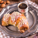 Martin croissants from Poznan Stock Image