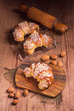 Martin croissants from Poznan Stock Photography