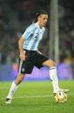 Martin Demichelis of Argentinian Stock Image