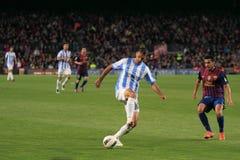 Martin Demichelis - Malaga CF Stock Image