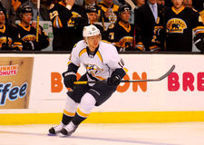 Martin Erat Nashville Predators. Nashville Predators Right Wing Martin Erat #10 Stock Photos