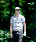 Martin Kaymer at the 2011 US Open Stock Image