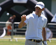 Martin Kaymer al francese di golf apre 2010 Fotografia Stock