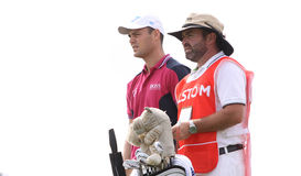 Martin Kaymer an den Golffranzosen öffnen 2015 Stockfoto