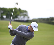 Martin Kaymer at the French Open 2012 Stock Photos