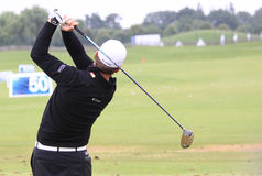 Martin Kaymer at the French Open 2012