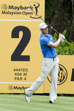 Martin Kaymer of Germany Stock Photos