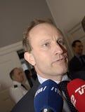 Martin Lidegaard  Στοκ φωτογραφίες με δικαίωμα ελεύθερης χρήσης