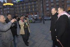 MARTIN LIDEGAARD_MINISTER ΓΙΑ ΞΈΝΟ - ΥΠΟΘΈΣΕΙΣ Στοκ Εικόνες