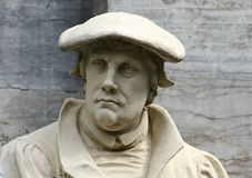 Martin Luther Stock Photography