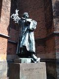 Martin Luther Photographie stock