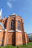 Martin Luther Cathedral royaltyfria foton