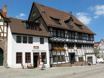Martin Luther House and Museum in Eisenach, Germany Stock Photo