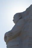 Martin Luther King που καλύπτει τον ήλιο Στοκ Εικόνα