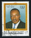 Martin Luther King royalty-vrije stock afbeeldingen