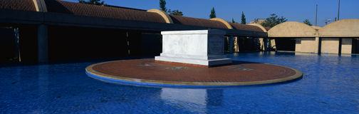 Martin Luther King Center, Atlanta, GA Royalty Free Stock Images