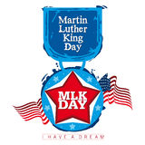 Martin Luther King Day Stock Images
